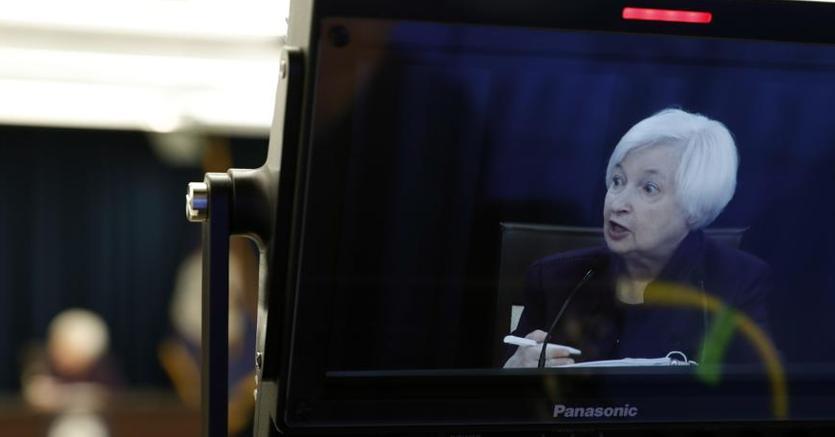 Janet Yellen, presidente della Federal Reserve (Ap)
